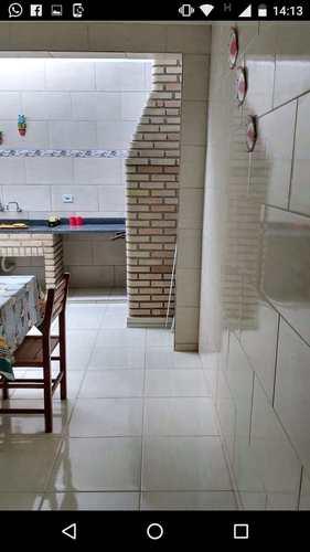 Casa, código 90 em Mongaguá, bairro Jussara