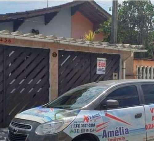 Casa, código 92 em Mongaguá, bairro Jardim Praia Grande