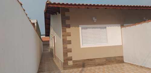 Casa, código 94 em Mongaguá, bairro Jussara