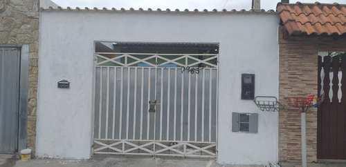 Casa, código 100 em Mongaguá, bairro Jardim Leonor