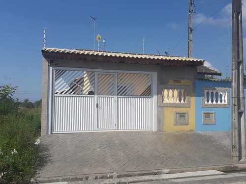 Casa, código 104 em Mongaguá, bairro Balneário Jussara