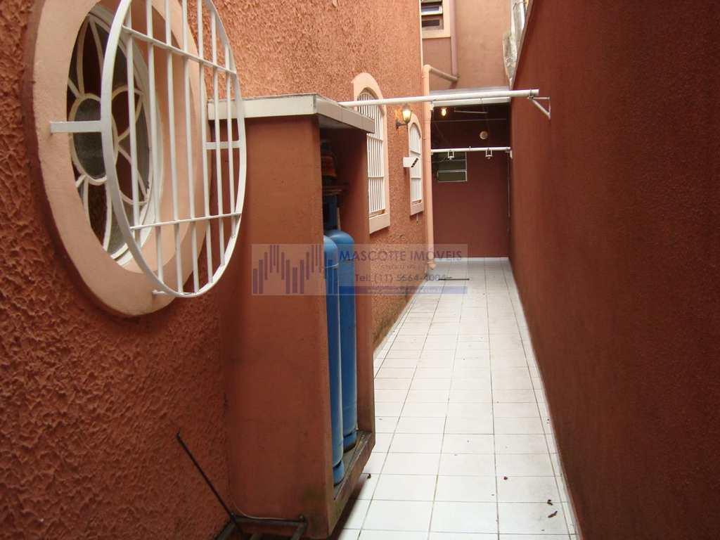 Casa em São Paulo, no bairro Jabaquara