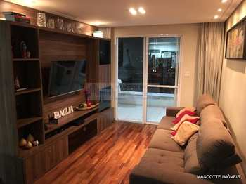 Apartamento, código 21592 em São Paulo, bairro Vila Mascote