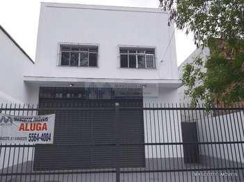 Galpão, código 4984 em São Paulo, bairro Vila Santa Catarina