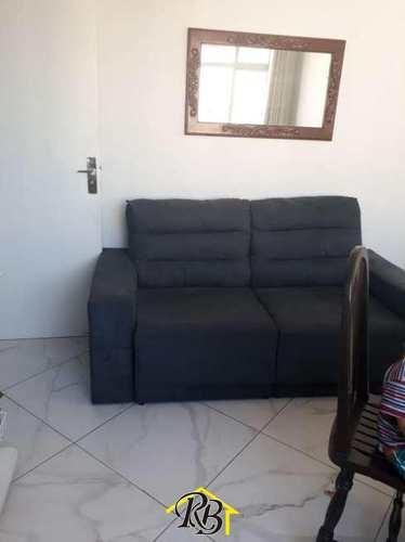 Apartamento, código 14 em Santos, bairro Ponta da Praia