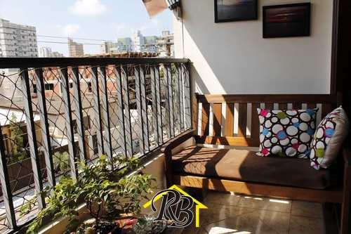Apartamento, código 19 em Santos, bairro Ponta da Praia