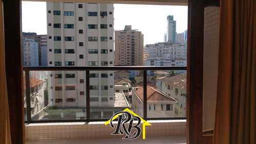 Apartamento, código 25 em Santos, bairro Ponta da Praia