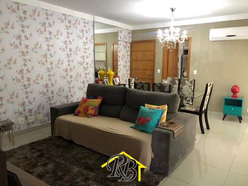 Apartamento, código 27 em Santos, bairro Ponta da Praia