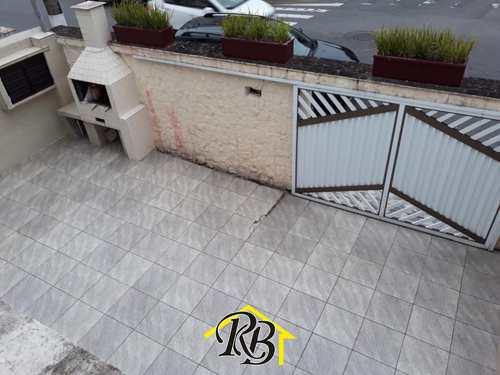 Sobrado, código 60460573 em Santos, bairro Campo Grande