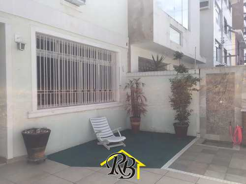 Sobrado, código 55827988 em Santos, bairro Ponta da Praia