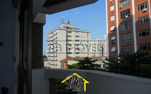 Apartamento, código 55536197 em Santos, bairro Ponta da Praia