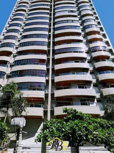 Apartamento, código 61523802 em Santos, bairro Embaré