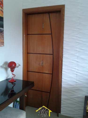Apartamento, código 61523827 em Santos, bairro Encruzilhada