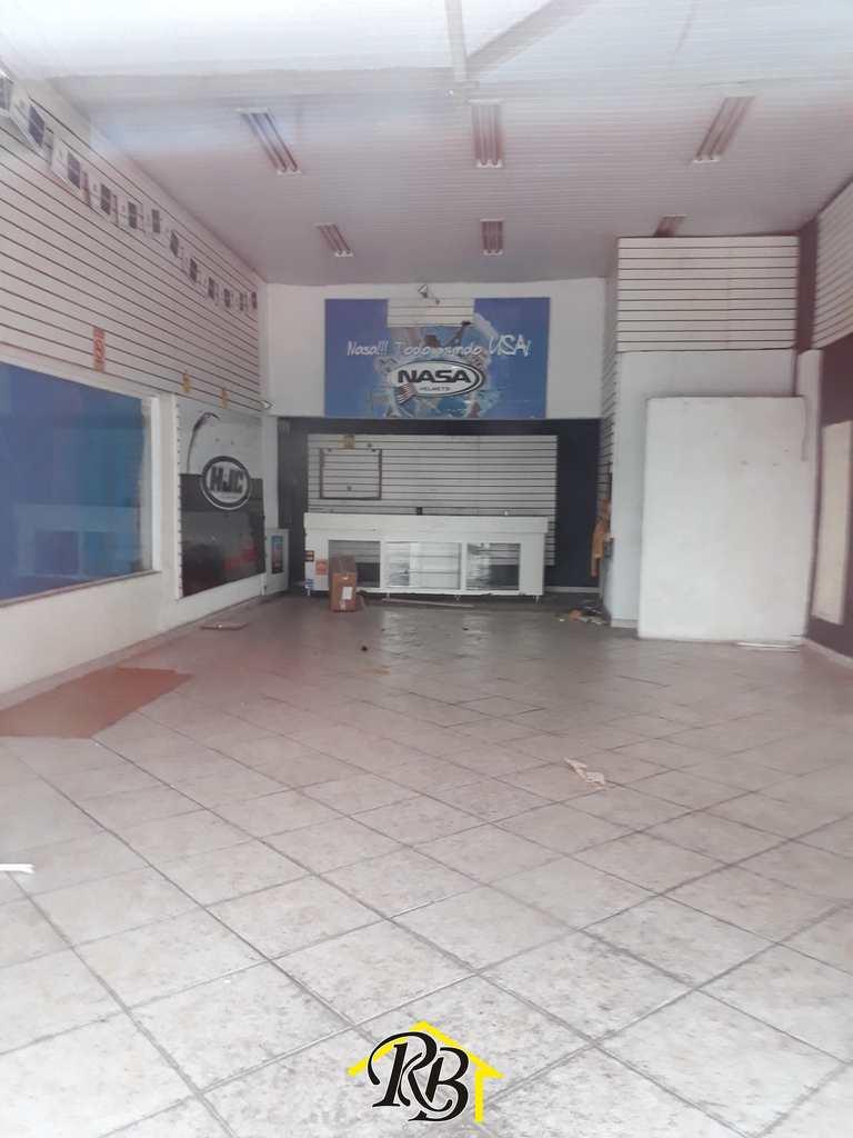 Galpão em Santos, no bairro Macuco