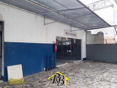 Galpão, código 61523830 em Santos, bairro Macuco