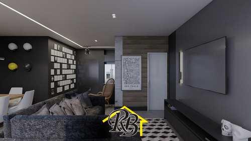 Apartamento, código 61523849 em Santos, bairro Embaré