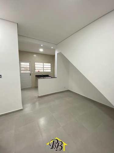 Casa, código 61523895 em São Vicente, bairro Japuí