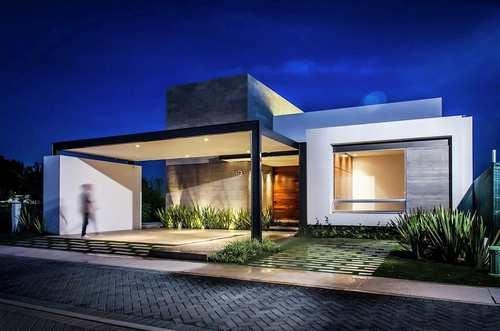 Casa de Condomínio, código 4 em Praia Grande, bairro Tupiry