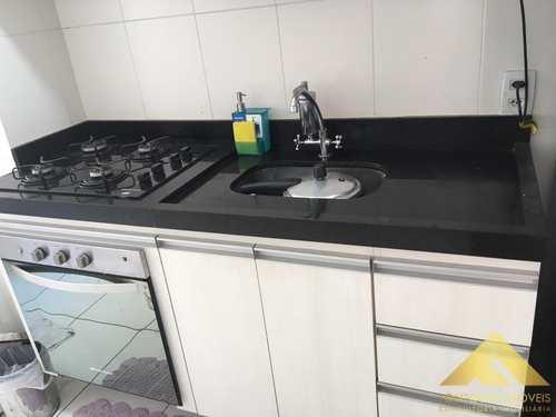 Apartamento, código 1 em Diadema, bairro Canhema