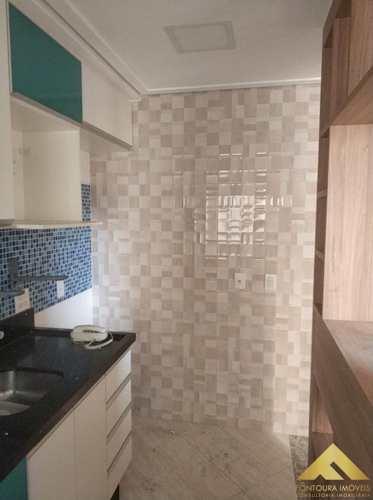 Apartamento, código 12 em Diadema, bairro Canhema