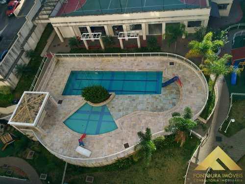Apartamento, código 14 em São Bernardo do Campo, bairro Santa Terezinha