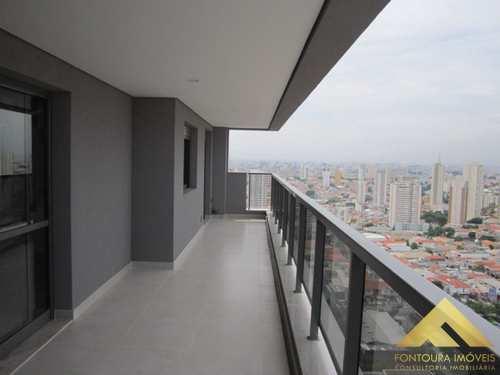 Apartamento, código 21 em São Paulo, bairro Vila Gumercindo