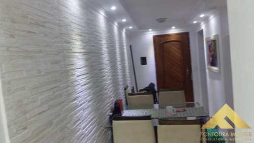 Apartamento, código 22 em São Bernardo do Campo, bairro Santa Terezinha