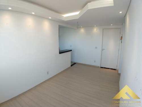Apartamento, código 35 em São Bernardo do Campo, bairro Planalto