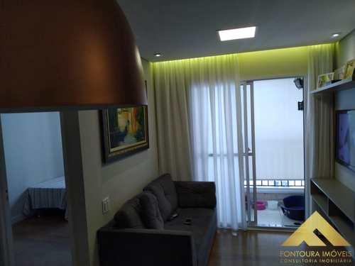 Apartamento, código 38 em São Bernardo do Campo, bairro Planalto