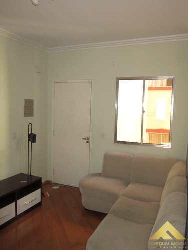 Apartamento, código 39 em São Bernardo do Campo, bairro Demarchi