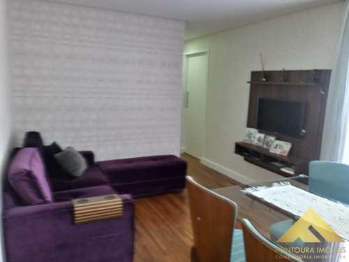 Apartamento, código 41 em São Bernardo do Campo, bairro Planalto