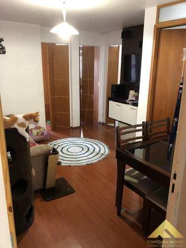 Apartamento, código 53 em São Bernardo do Campo, bairro Demarchi