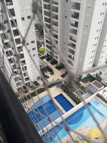Apartamento, código 54 em São Bernardo do Campo, bairro Independência