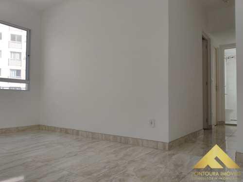 Apartamento, código 56 em Diadema, bairro Canhema