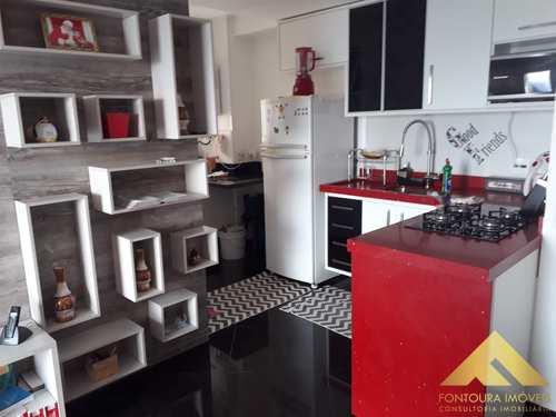 Apartamento, código 59 em São Bernardo do Campo, bairro Planalto