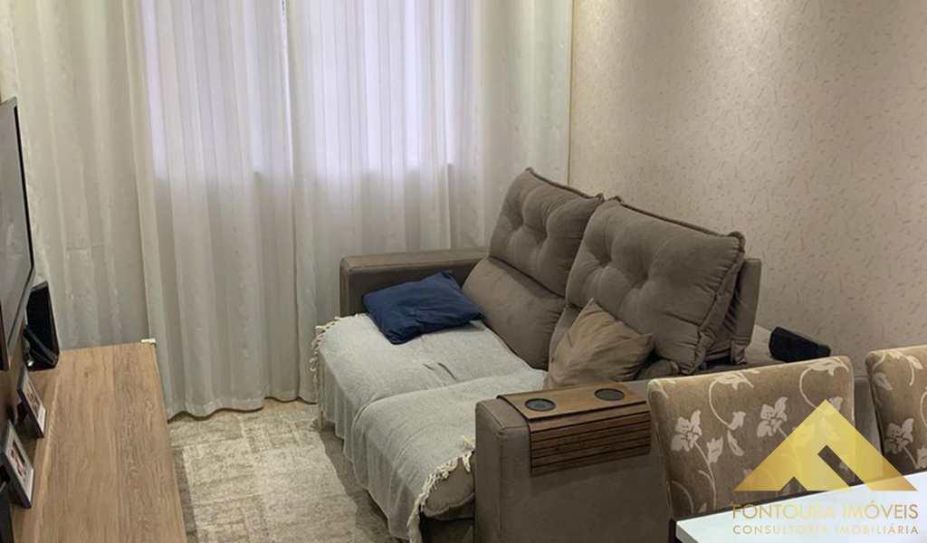 Apartamento em São Bernardo do Campo, bairro Planalto