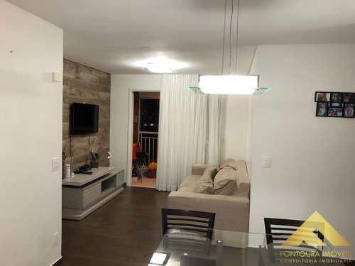 Apartamento, código 106 em São Bernardo do Campo, bairro Centro
