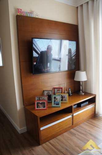 Apartamento, código 128 em São Bernardo do Campo, bairro Centro