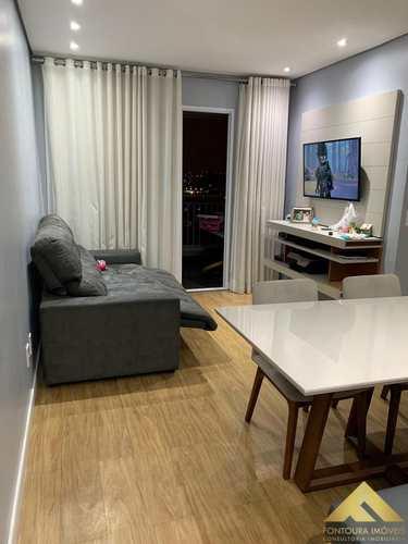 Apartamento, código 136 em São Bernardo do Campo, bairro Rudge Ramos