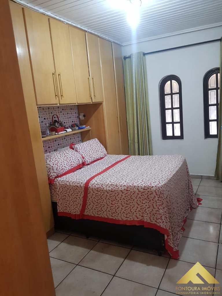 Casa em São Bernardo do Campo, no bairro Planalto