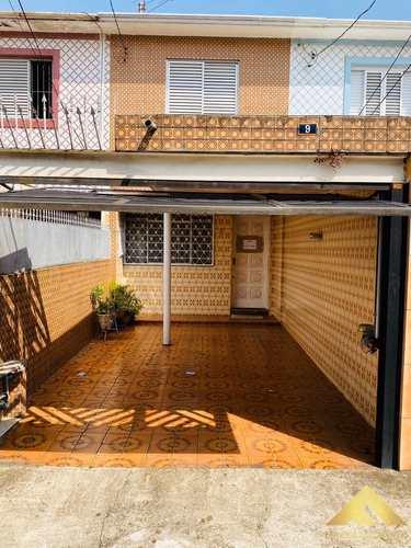 Casa, código 155 em São Paulo, bairro Jardim Oriental