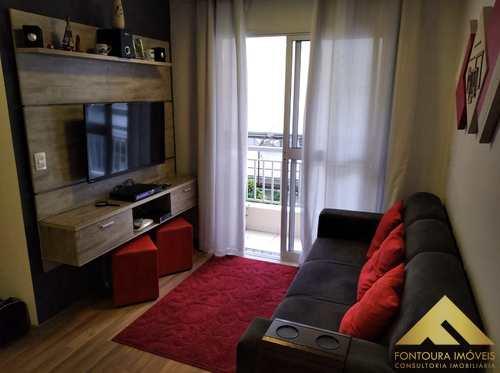 Apartamento, código 160 em Diadema, bairro Conceição