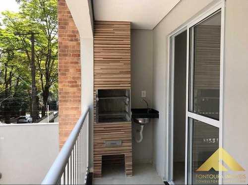 Apartamento, código 182 em São Bernardo do Campo, bairro Nova Petrópolis