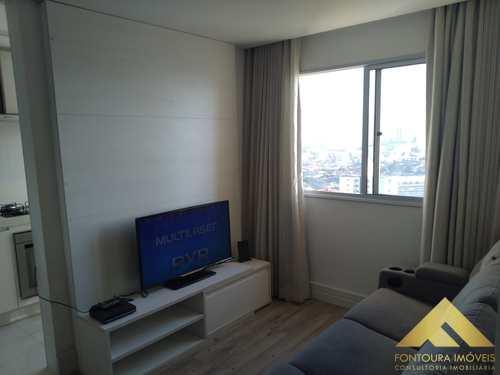 Apartamento, código 185 em São Bernardo do Campo, bairro Centro