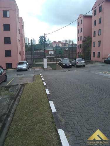 Apartamento, código 189 em São Bernardo do Campo, bairro Santa Terezinha