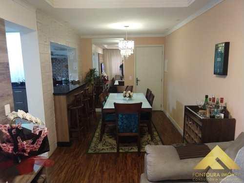 Apartamento, código 255 em São Bernardo do Campo, bairro Independência