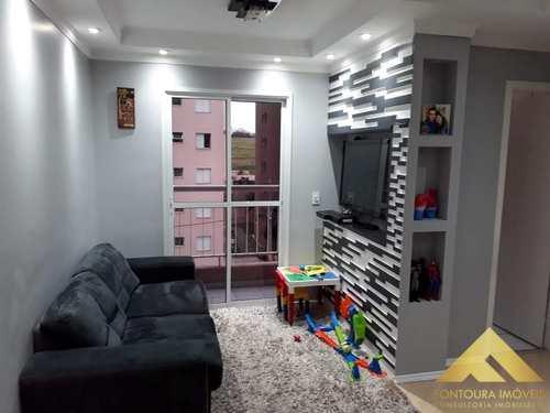 Apartamento, código 268 em São Bernardo do Campo, bairro Vila Gonçalves
