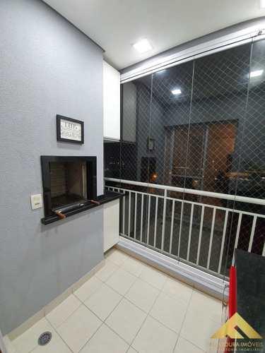 Apartamento, código 340 em São Bernardo do Campo, bairro Planalto