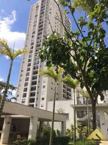 Apartamento, código 344 em São Bernardo do Campo, bairro Independência