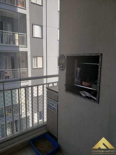 Apartamento, código 365 em São Bernardo do Campo, bairro Planalto